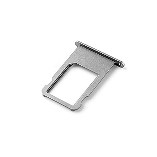 Ewparts SIM Card Tray Replacement for Iphone 6 Plus 5.5 Inch (Grey) (Iphone 6 Tray compare prices)