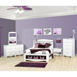 Cheap Dixie Kids Bedroom Furniture Set 4 – Nexera Furniture – 400158 (B004CR0GDS)