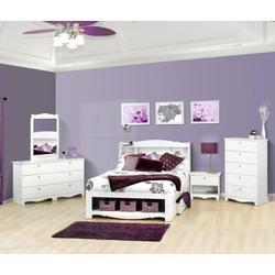 Cheap Dixie Kids Bedroom Furniture Set 4 – Nexera Furniture – 400158 (B004CR0GDS)