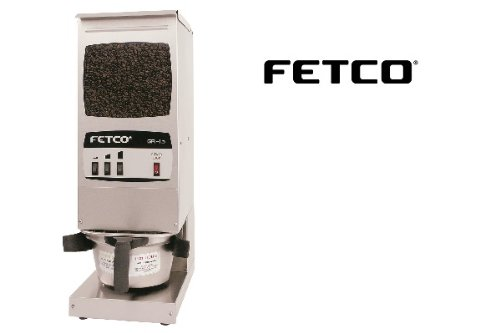 Fetco Single Hopper Coffee Grinder Gr-1.3