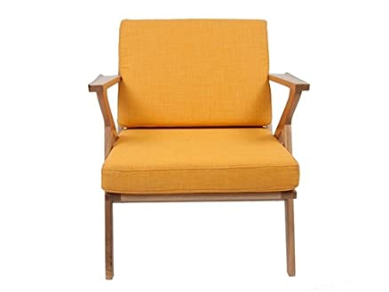fauteui Arm Chair Giallo 1960