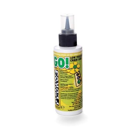 Pedro's Go! Biodegradeable Bicycle Chain Lubricant - 4oz - 6140041