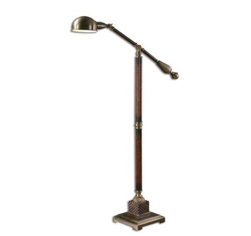 Uttermost 57-Inch Tall Dalton Floor Lamp front-1042978