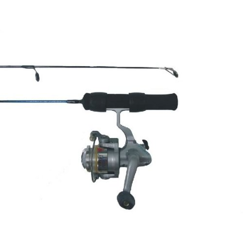 HT Enterprise HWS-24MSC Hardwater Ice Fishing Combo
