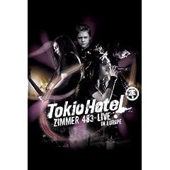 Live DVD Standaard - Zimmer 483 Live in Europe