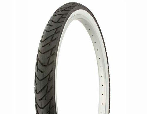 Duro Slick Tire 26in x 2.125in, White Wall (Slick 26 Inch Tires compare prices)
