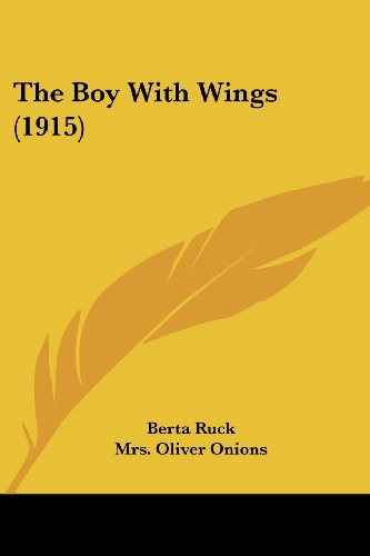 The Boy with Wings (1915)
