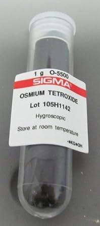 Osmium Tetroxide, 100.0%, Certified, 1g
