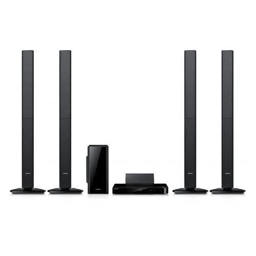 Packs enceintes Home cinema SAMSUNGHTF5500NOIR5.1