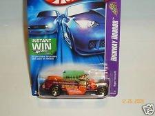 Hot Wheels Collectible Diecast Car: Highway Horror Rigor Motor 95/223 - 1