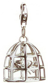 Catch of the Day Charm by Hot Diamonds