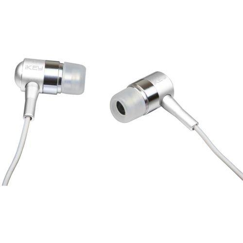 Ikey Audio E180 Ear Drumz Earbuds, White