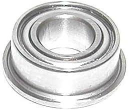 F692XZZ Flanged Shielded Miniature Bearing 25x7x35
