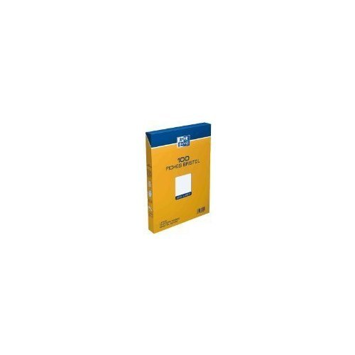 oxford-100104874-fiche-bristol-perforee-100-pages