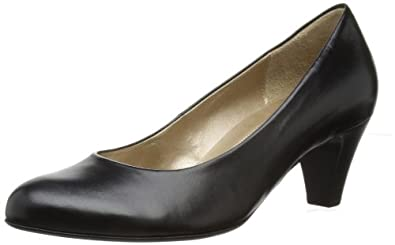 Gabor Shoes 85.200.37 Damen Pumps, Schwarz (schwarz (LFS rot)), EU 44 (UK 9.5) (US 12)