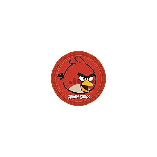 Angry Birds Lunch Plates 8 Ct. - 1