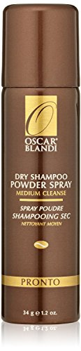 Oscar Blandi Pronto Dry Shampoo Powder Spray, 1.2oz