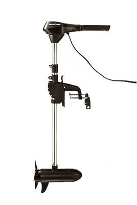 MotorGuide R3 12-Volt Freshwater Hand/Transom Trolling Motor, 55-Pound Thrust, 30-Inch Shaft, 5-Speed, 09 Mount
