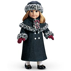 American Girl Nellies Holiday Coat