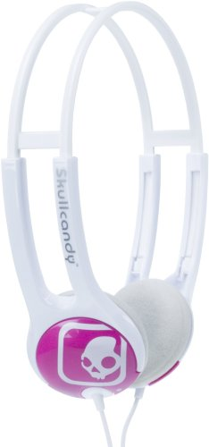 Skullcandy SC-ICONH2 Headphones - Blue / Pink