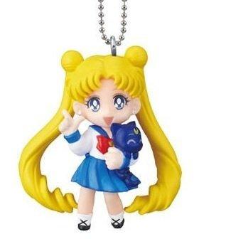 Sailor Moon Figure Keychain~Mascot Swing Part-4~Tsukino Usagi Luna
