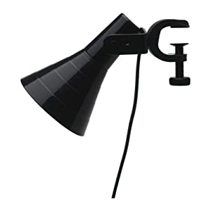 ikea lampe pince lampe clip spot lagra avec t te. Black Bedroom Furniture Sets. Home Design Ideas