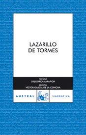 Lazarillo de Tormes (Coleccion Austral) (Spanish Edition)