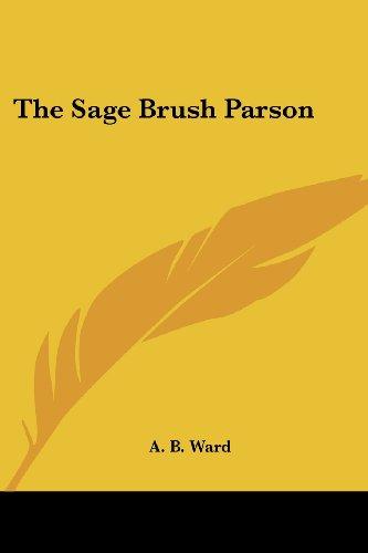 The Sage Brush Parson