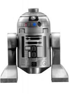 [해외]레고 스타 워즈 : R2-Q2 Astromech Droid Minifigure/LEGO Star Wars: R2-Q2 Astromech Droid Minifigure