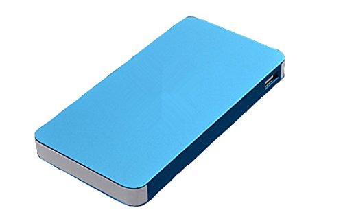 Generisches 50000mAh Dual USB Output-Energien-Bank-Ladegerät External Battery Pack für iPhone Samsung HTC und Most Weitere Smartphones (blau)