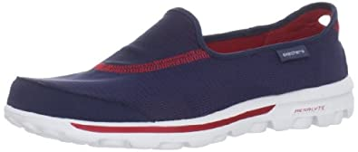 Skechers Shoes - Recovery Walk Go Blue/Red 36