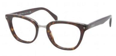 pradaPrada PR06PV Eyeglasses-2AU/1O1 Havana-50mm