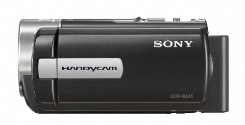 Sony DCR-SX45 Handycam Camcorder (Black)