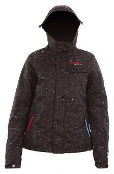 O'Neill Carat Girls Ski Jacket 2012 - Black - 152cm