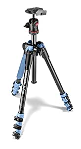 Manfrotto MKBFRA4LBH BeFree Compact Aluminum Travel Tripod