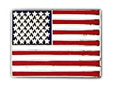 American Flag Large Pin thumbnail