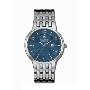 Swiss Military Hanowa Men's 06-5087-04-003 Rendezvous 316L Stainless Steel Blue Dial Watch
