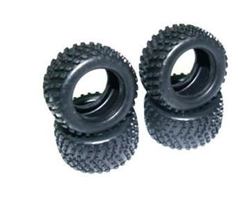 Redcat Racing Truggy Tires V-Tread for Sumo RC (Quantity 4)