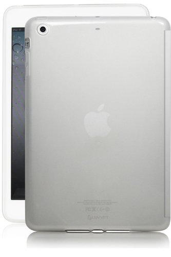 Lowest Prices! iPad Air 2 Case, LUVVITT® DOLCE Soft Skin TPU Back Cover for iPad Air 2 (with smart ...