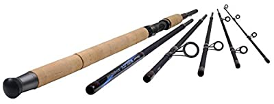 Shakespeare Agility Exp Spin Rod - Black