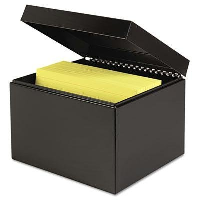 SteelMaster Index Card File Holds 900 6 X 9 Cards, 7 1/4 X 9