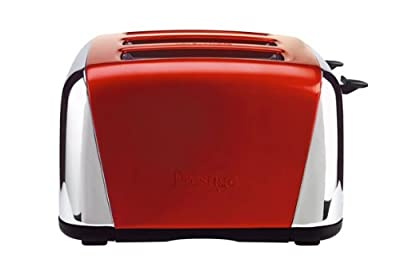 Traditional 4 Slice Toaster by Prestige by Presitge
