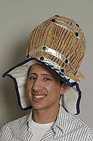 Oktoberfest Costume Hat Beer Barrel from European Heritage Gifts