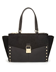 Autograph Leather Tote Bag