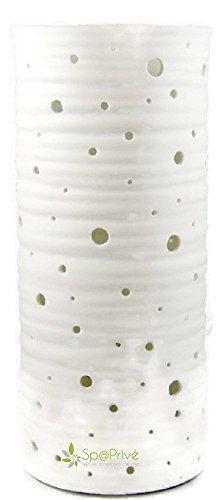 Lampada da Tavolo ceramica luce bianca 26 cm