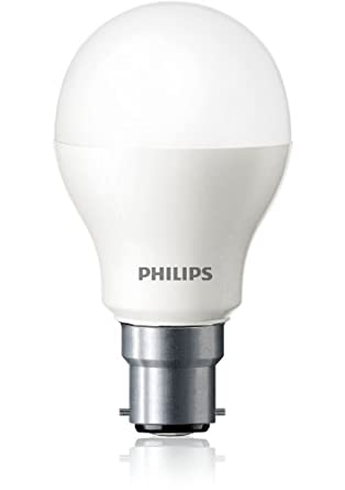 philips led light bulb a60 9 5 w b22 bayonet cap warm white. Black Bedroom Furniture Sets. Home Design Ideas