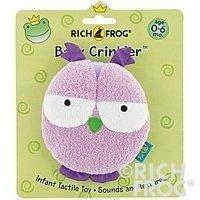 Rich Frog Baby Crinkler Owl
