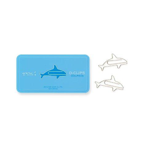 Midori ディークリップス Dolphin Muster