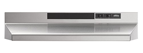 Broan 403004 30 In. Stainless Steel Ducted Range Hood (Range Hoods compare prices)