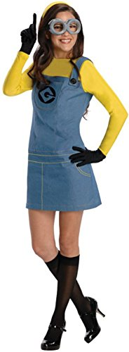 Despicable Me 2: Female Minion Costume